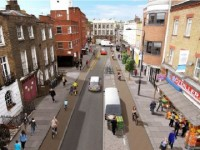 Proposed Walking And Cycling Improvements