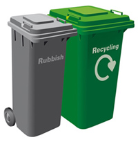 Rubbish Disposal Letter