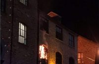 Third Fire in Camden Markets