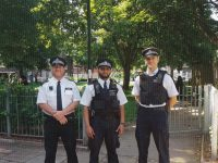 Policing News in StPancras & Somerstown Summer 2017