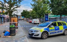 Gunshots on Camden High Street