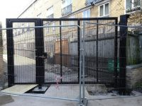 Reply to the council about the gates