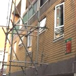 Issues with scaffold – Complaint Ref: 7070082 UPHELD